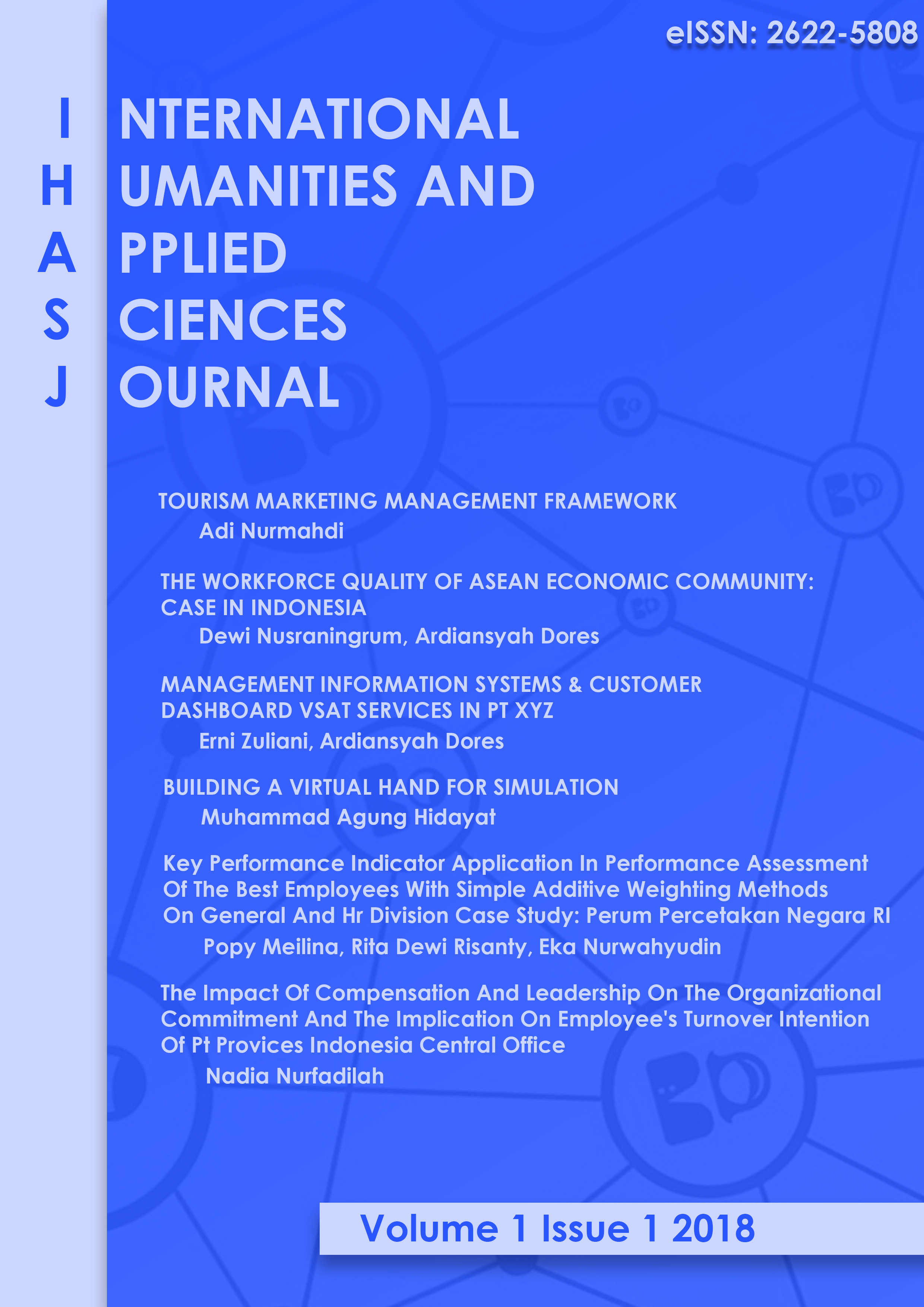 International Humanities and Applied Science Journal (IHASJ)